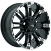 Image of INCUBUS CRUSHER BLACK SUV wheel