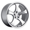 Image of MRR CV2 SILVER wheel