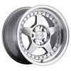 Image of MRR FF5 SILVER wheel