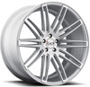 Image of BLAQUE DIAMOND BD TWO SILVER POLISHED wheel