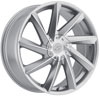 Image of MKW M115S SILVER wheel