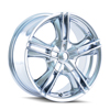 Image of ION 161 CHROME wheel