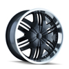 Image of DIP D36 PHOENIX BLACK wheel