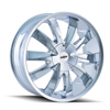 Image of DIP D37 EDGE CHROME wheel