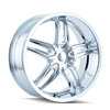 Image of DIP D63 BIONIC CHROME wheel
