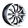 Image of DIP D66 SLACK BLACK wheel