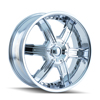 Image of DIP D92 HEAT CHROME wheel