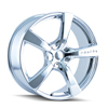 Image of TOUREN TR9 CHROME wheel