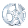Image of TOUREN TR9 SILVER wheel