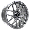Image of CURVA CONCEPTS C7 SILVER wheel