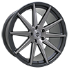 Image of CURVA CONCEPTS C49 GUNMETAL wheel