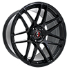 Image of CURVA CONCEPTS C300 BLACK  wheel