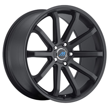 MACH M10 BLACK - Black Finish
