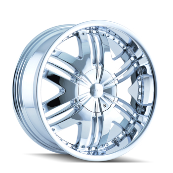 Dip Rims In Chrome >> Dip D36 Phoenix Chrome For Chrysler 300 Srt 05 10 20